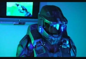 DIY Halo Master Chief Costume