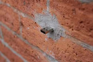 Subversive NYC USB Drives Appear In Unlikely Places
