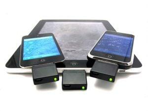 Dock-Dongle Adds GPS to iPad and iPod