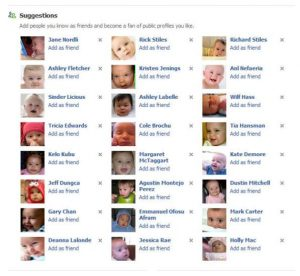 There Are Too Many Babies On Facebook