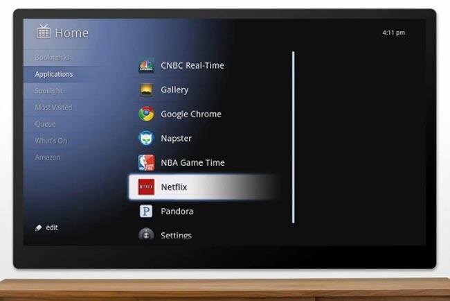 Google Announces Google TV Content Partnerships