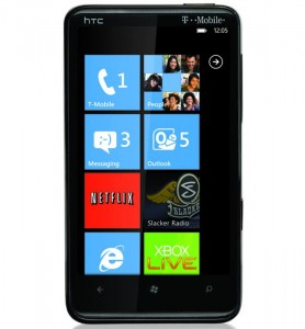 HTC HD7 Windows Phone 7 Smartphone Gets Official