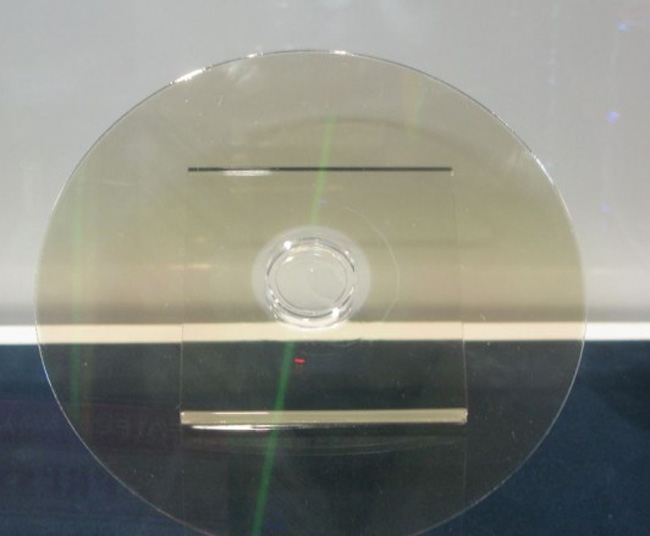 ITB TDK Optical Disk