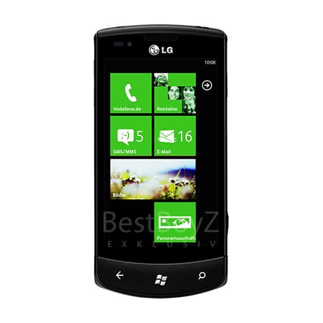 LG E900 Optimus 7 Windows Phone 7