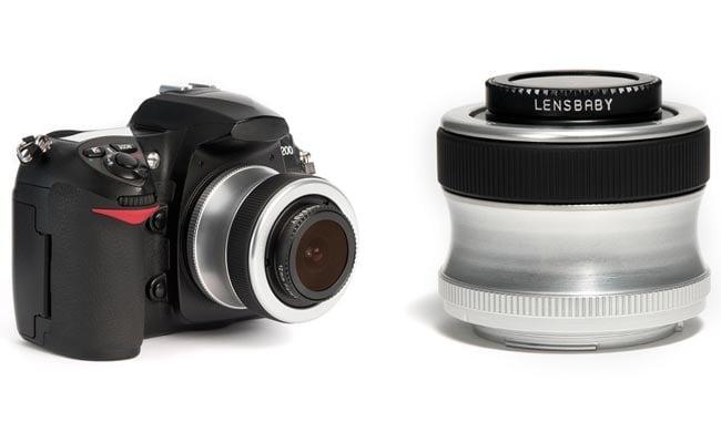 Lensbaby Scout Fisheye Lens