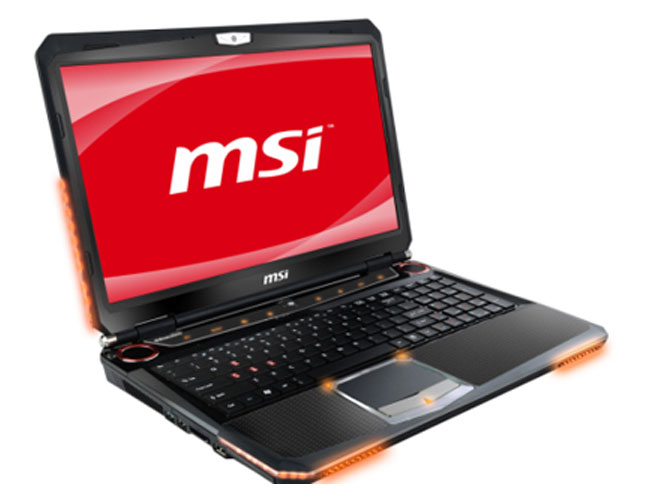 MSI GT663 Gaming Notebook Announced