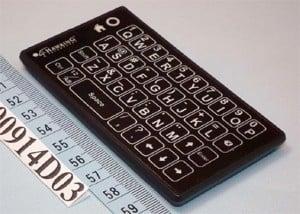 Mini Touchpad-Keyboard By Hawking Technology