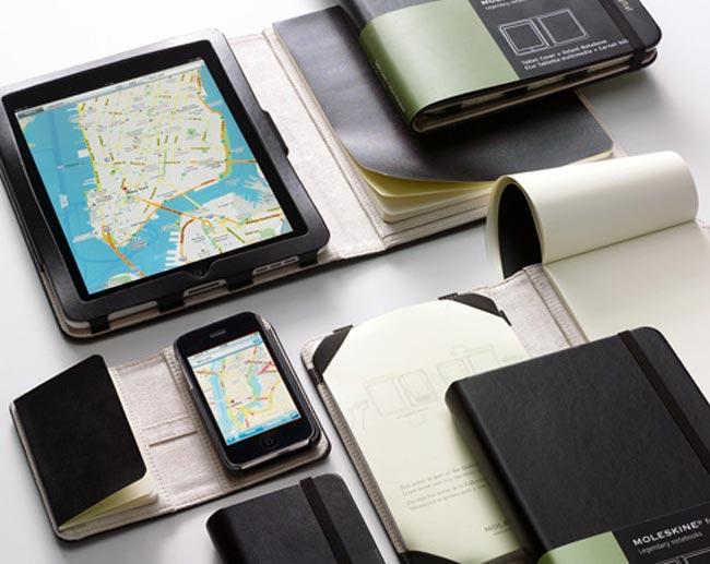 Moleskine-iPhone-And-iPad-Cases