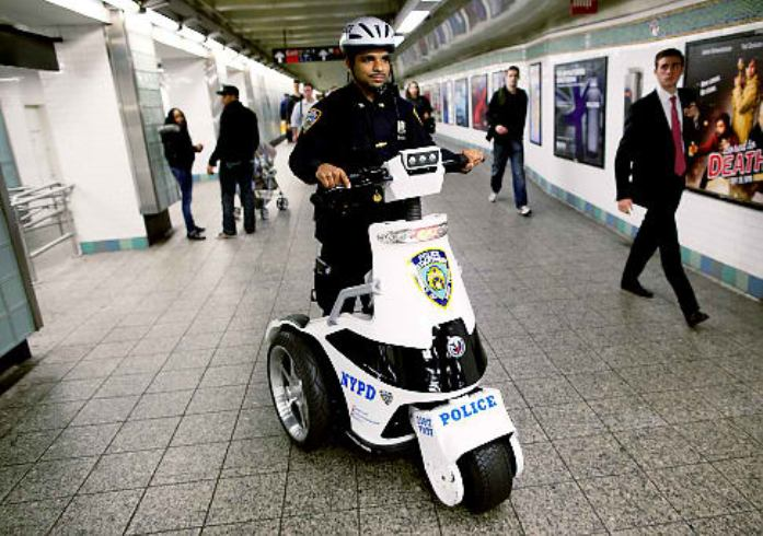 NYC T3 Scooter