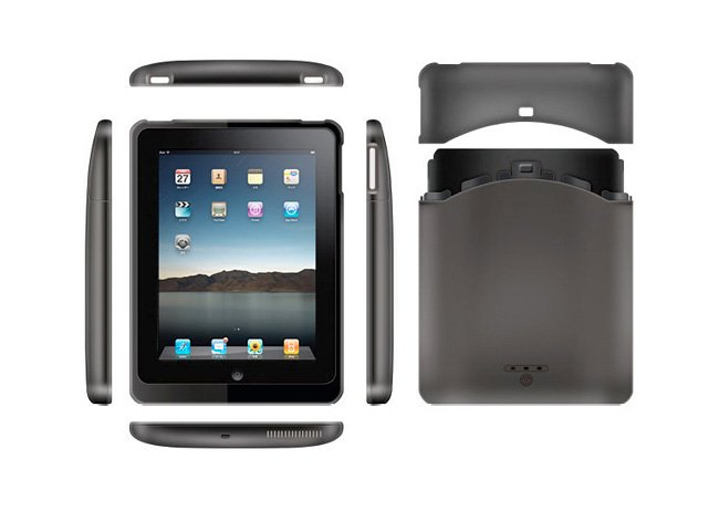 Pad Power iPad Case From SolidMicro