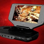 New Panasonic Jungle Portable Gaming Console (video)
