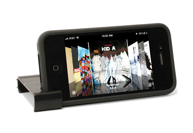 Pogo Stylus Clip Stand iPhone 4
