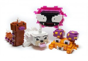 Pokemon Lego Creatures