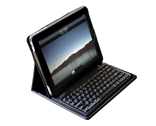 Rubata iPad Keyboard Case