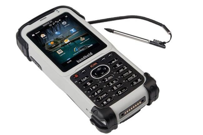 Rugged Nautiz WinMob PDA