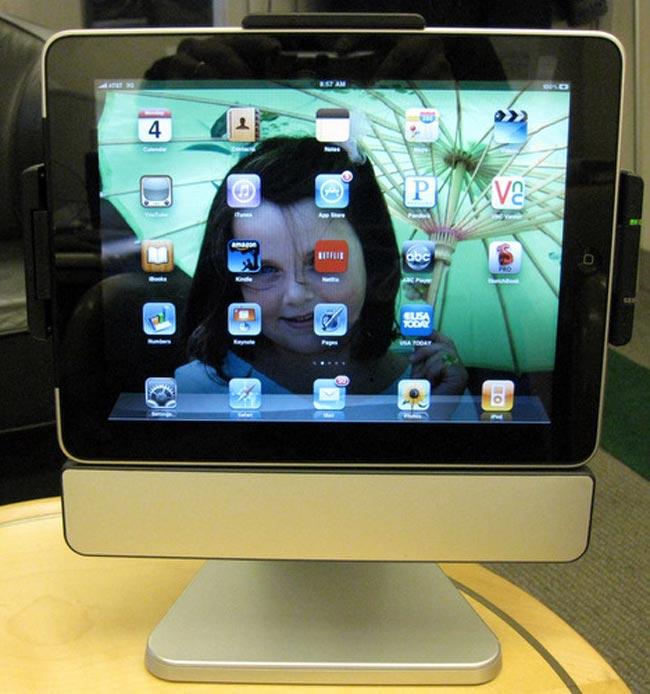 SMK PadDock 10 iPad Dock