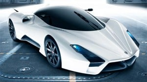 SSC Ultimate Aero II, The Worlds Fastest Production Car