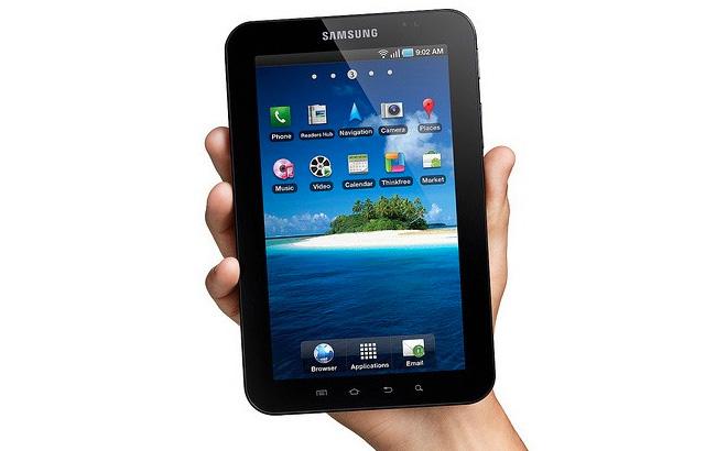 Samsung Galaxy Tab UK