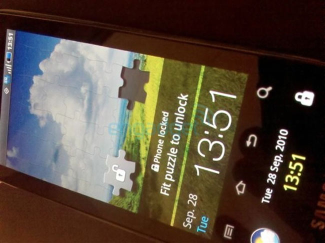 Samsung SCH-i400 Continuum Smartphone