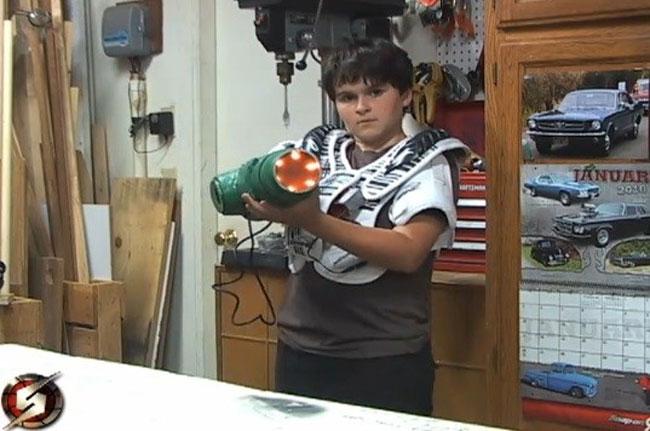 Samus Arm Canon