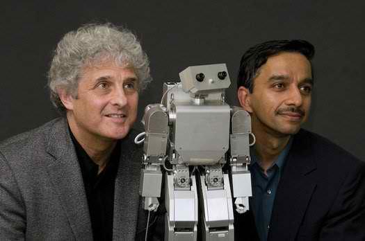 Sentient Robots