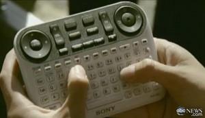 Sony Google TV Controller