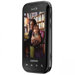 Sprint Samsung Transform QWERTY Android Smartphone Announced