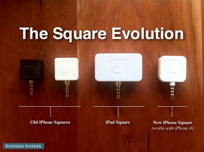 Iphone Square Card Reader