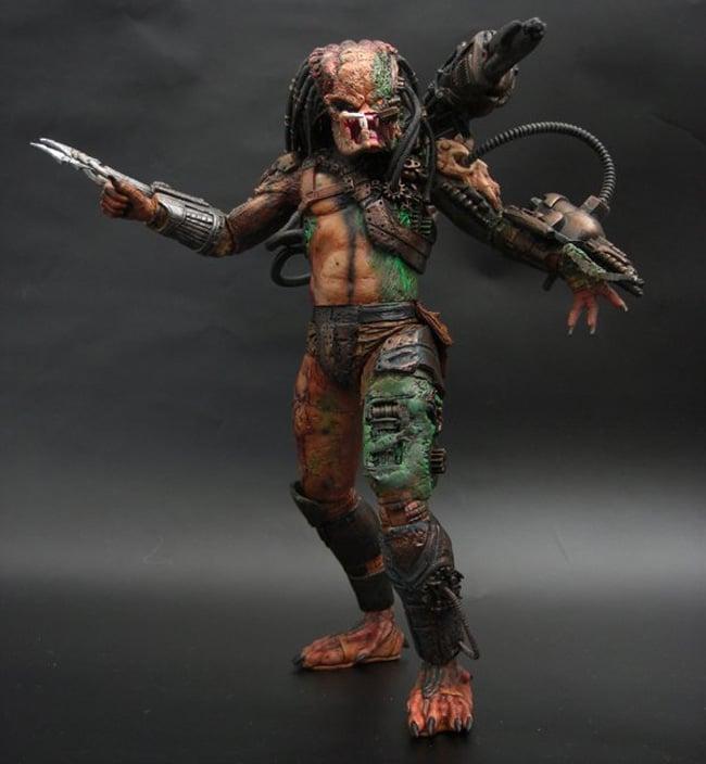 Steampunk Predator
