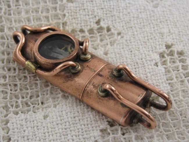 Awesome Steampunk USB Drives