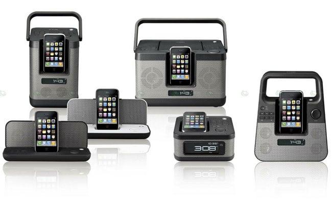 Колонки для iPhone от TDK