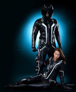 Tron Legacy Replica Light Cycle Suits
