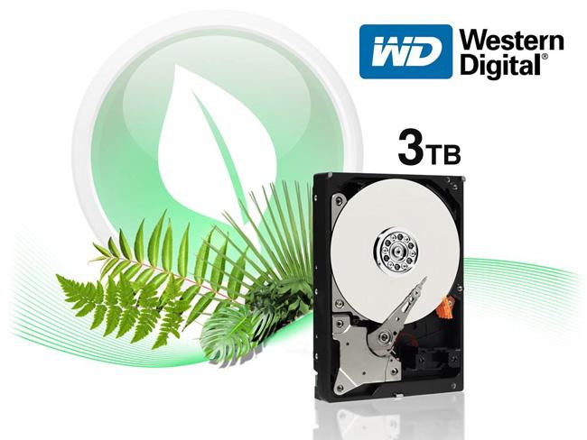 Western Digital Drops 3TB Drives
