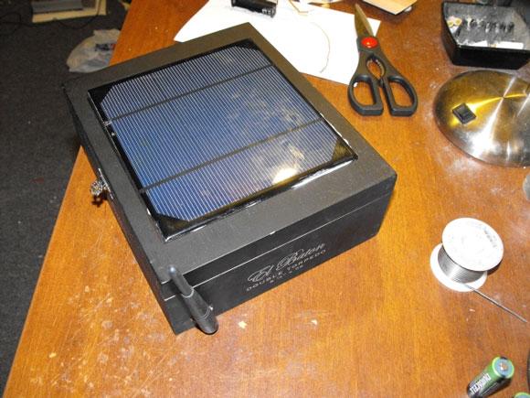 DIY Solar Powered Wi-Fi Repeater