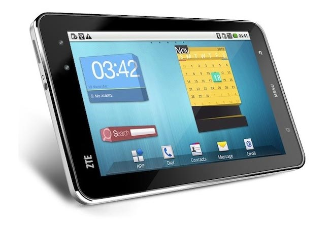 ZTE Light 7 Inch Android Tablet Announced