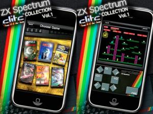 ZX Spectrum Elite Collection iPhone Emulator