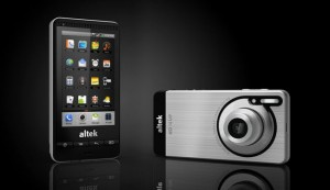 Altek Leo Android Phone with 14MP Sensor Gets Detailed
