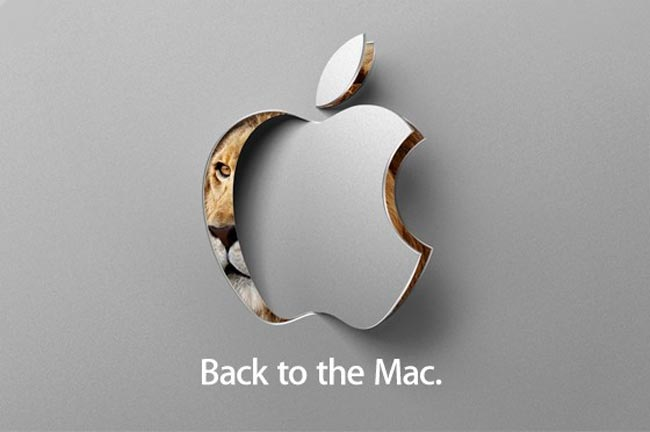 Apple back to the Mac