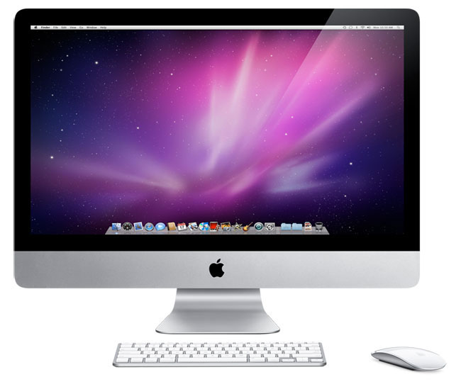 Touchscreen iMac Being Tested?