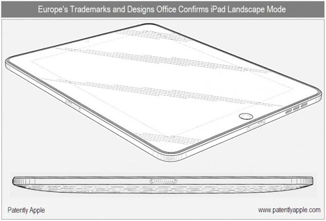 New Patent Filing Reveals The Apple iPad 2?