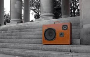 BoomCase, The Speaker Suitcase