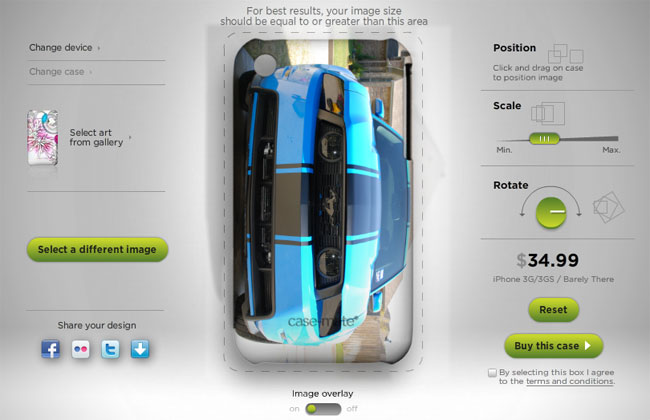 case-mate DIY smartphone case