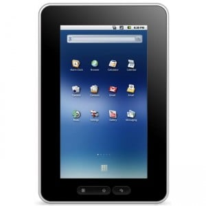 Cherrypal CherryPad Android Tablet Announced