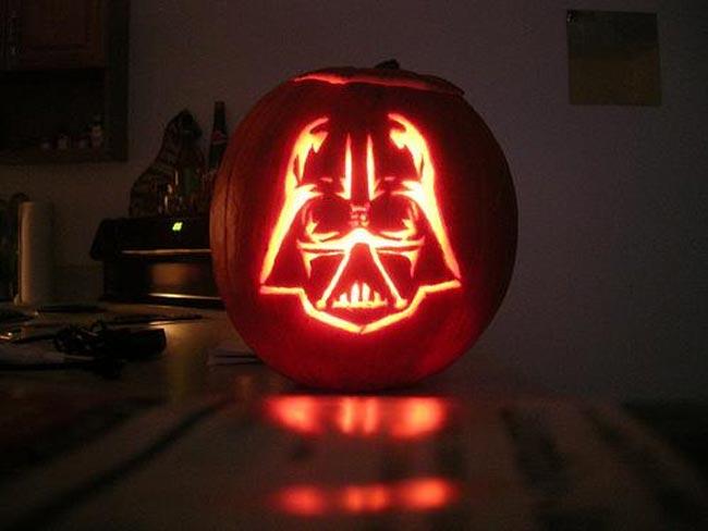 Darth Vader Pumkin