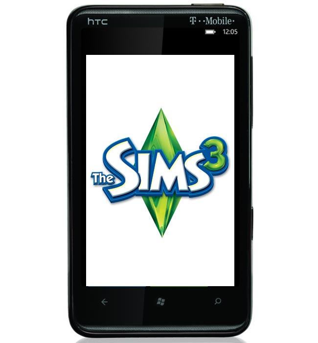 EA Mobile Windows Phone 7 Game Lineup Announced