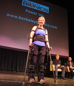 Berkeley Bionics Unveils eLEGS (video)
