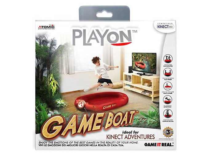 game boat