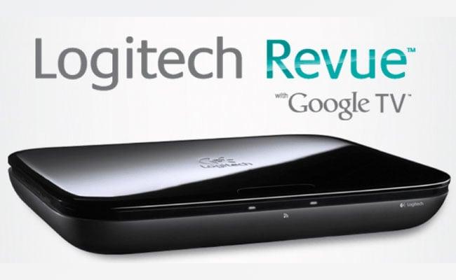 Logitech Revue Google TV Launching October 6th