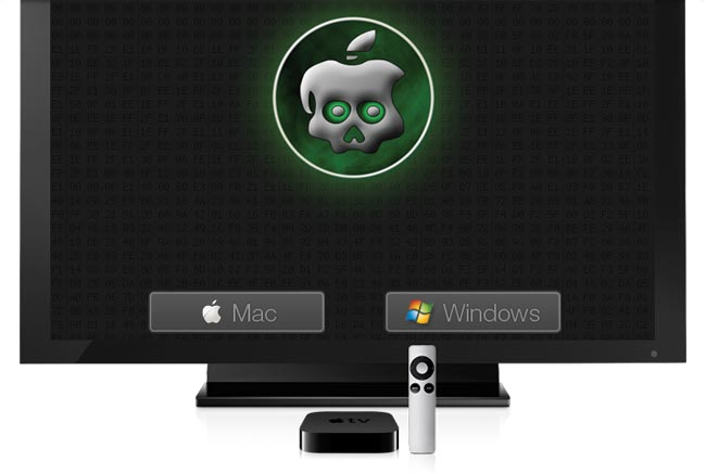 Greenpois0n And PwnageTool For Apple TV Coming Soon
