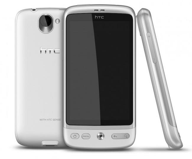 HTC Legend Brilliant White